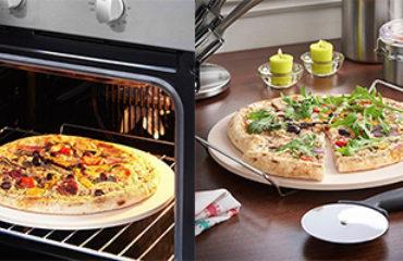 pietra refrattaria per pizza