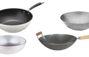 wok prezzi
